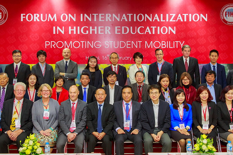 """IMPERIAL Group attended Forum on Internationalization in Higher Education - """"Promoting student mobility"""""""